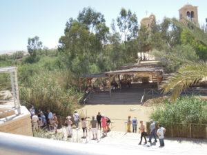Dopplatsen vid Jordanfloden